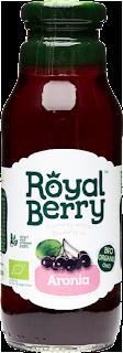 jus d'aronia bio - Royal Berry