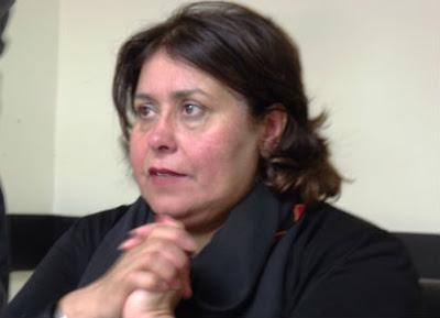 Muna Namura- União Geral das Mulheres Palestinas