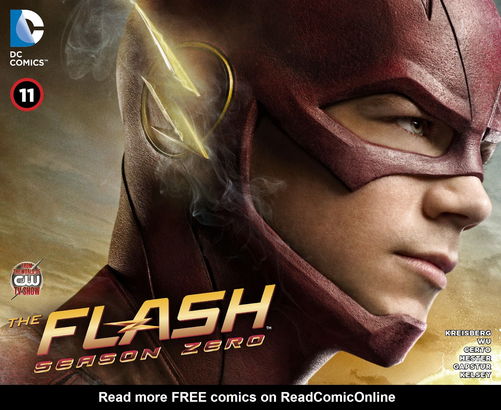 The Flash: Season Zero [I] Issue #11 #11 - English 1