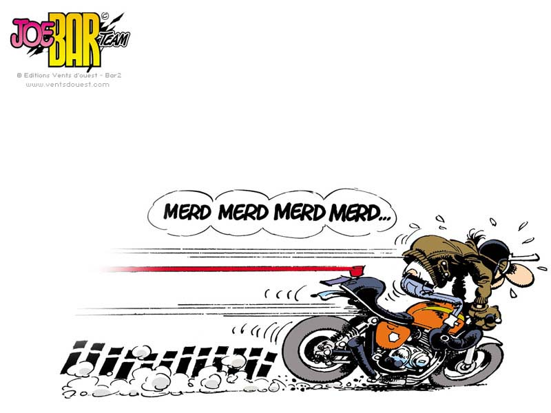 Racing Caf U00e8  Joe Bar Team Comics  11