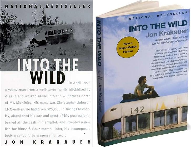 into the wild essay Into the wild study guide contains a biography of author jon krakauer, literature essays, quiz questions, major themes, characters, and a full summary and analysis.
