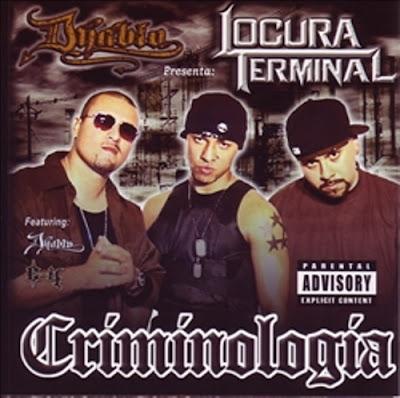 Dyablo presenta Locura Terminal - Criminologia