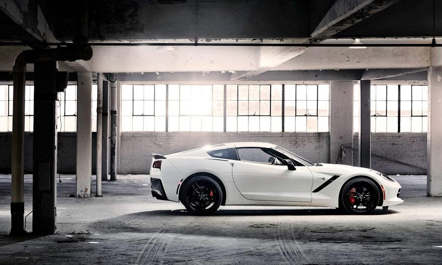 Corvette Stingray Nominated for Performance Car of the Year