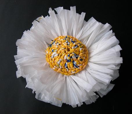 Flor-de-plástico