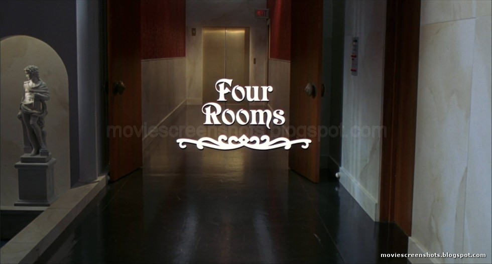 What Hotel Was Used In The Movie Four Rooms