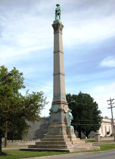 Louisville Confederate Monument