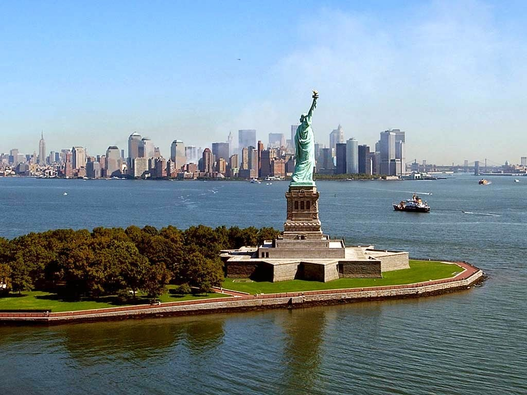 Most popular new york city of united states beautiful for Places to visit near nyc