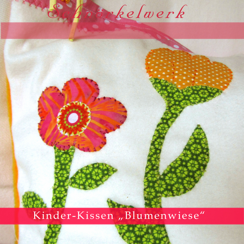 happy quilts by schn rkelwerk schmuse kissen. Black Bedroom Furniture Sets. Home Design Ideas
