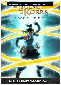 Capa Avatar The Legend of Korra 1ª, 2ª, 3ª Temporada Torrent Baixaki Download