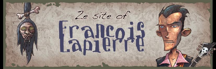 Ze Site of François Lapierre
