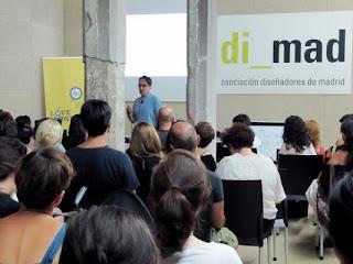 Enlace a la Imagen Charla de Ernesto del Valle - SMO y emprendimiento 2.0