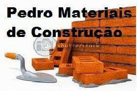Pedro Materiais para Construção -- Rua do Comércio em Taboquinhas