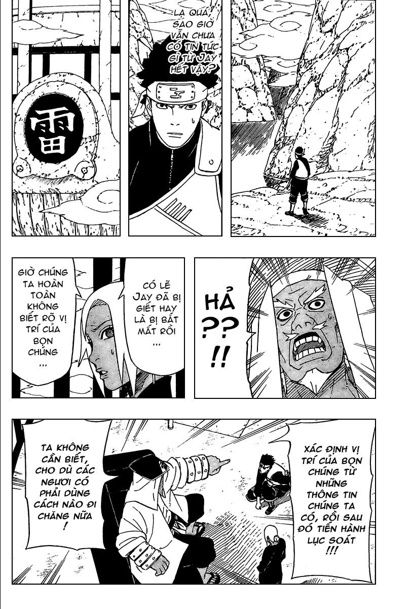 Naruto chap 417 Trang 15 - Mangak.info