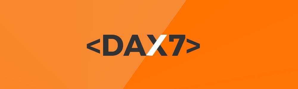 Dynamics AX 7
