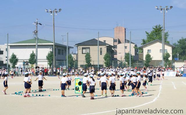 Sports Festival in Gifu