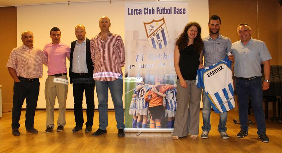 Conferencia Lorca CFB