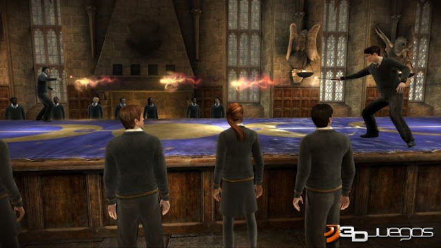 instalacion de harry potter 2:
