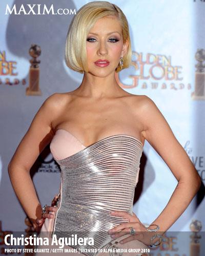 Louise Linton Maxim >> Queen Naked: Singer Christina Aguilera biography