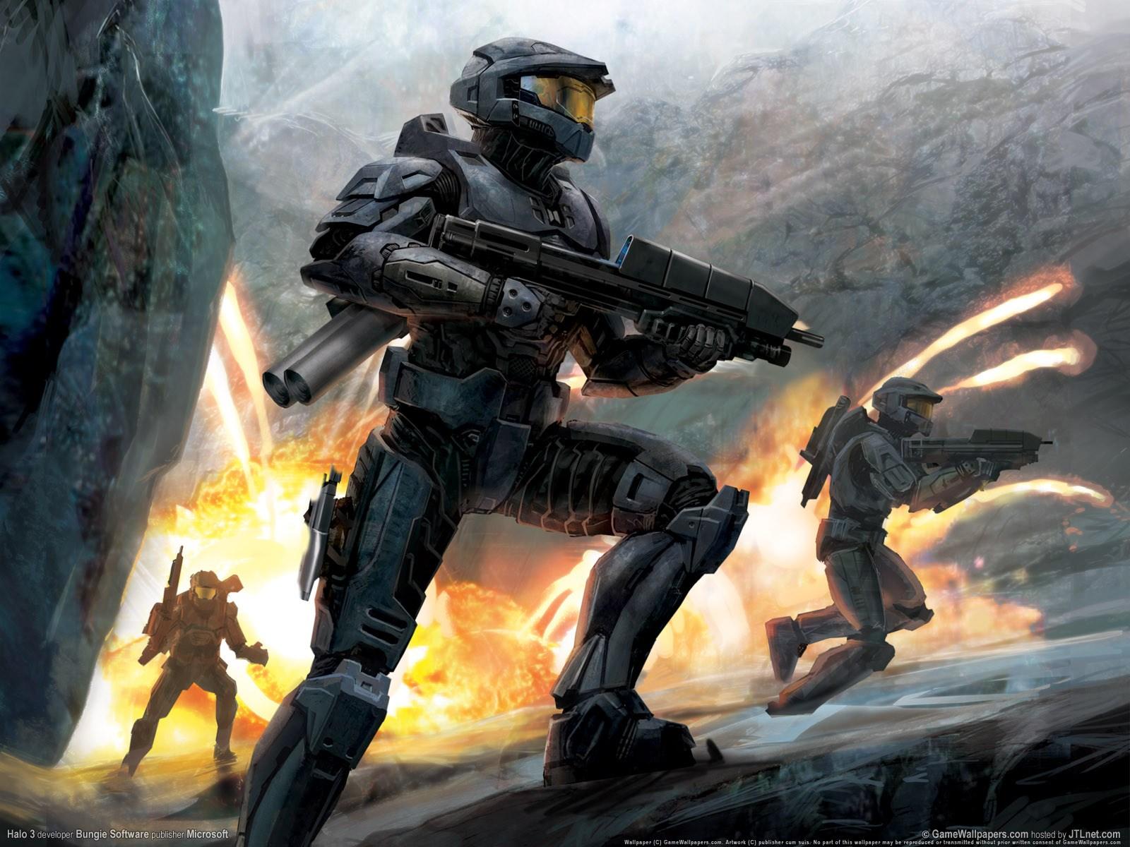 Halo 3 Photos