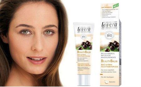 30 crèmes Beauty Balm Lavera