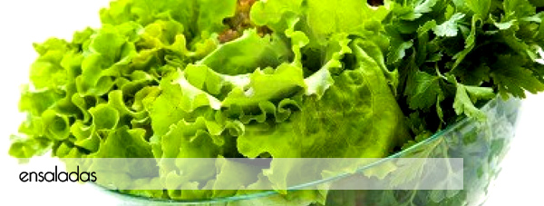 Recetas de cocina. Ensaladas | Restaurante Plaza Etxeberri | Zizurkil
