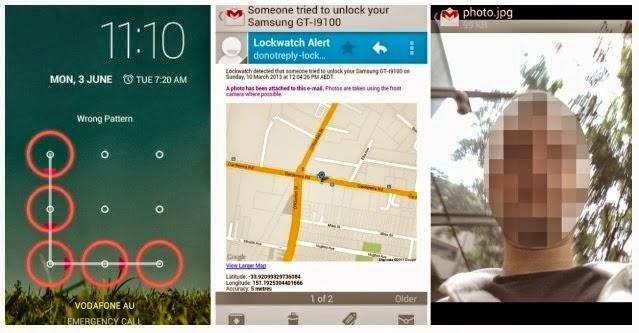 Aplikasi Yang Paling Efektif Untuk Jejak Pencuri Telefon Anda