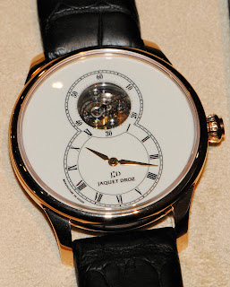 Montre Jaquet Droz Grande Seconde Tourbillon référence J013033200