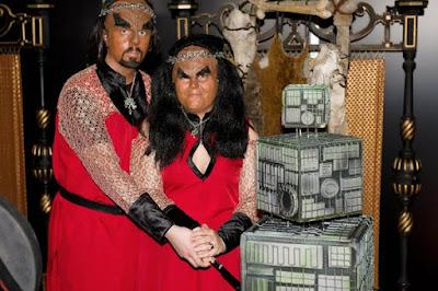 Star Trek, Klingon