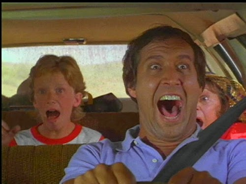 still from movie Vacation