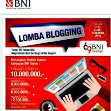 Pengumuman Pemenang Lomba Blogging BNI 2015