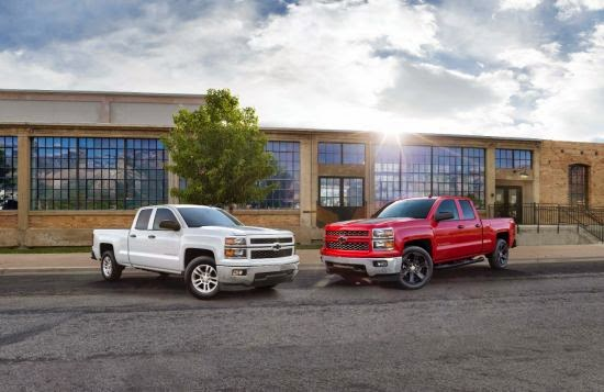 """Rally Edition"" Gives 2015 Chevy Silverado a New Attitude"