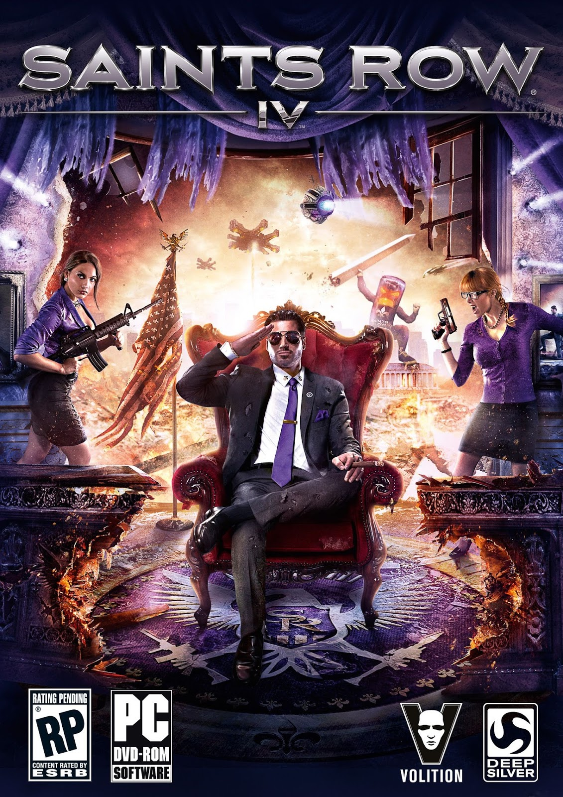 Saints Row 4 Free Download Full