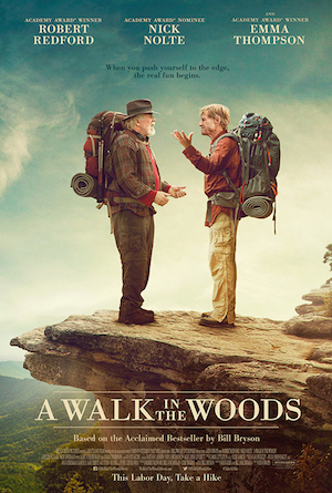 Poster A Walk in the Woods 2015