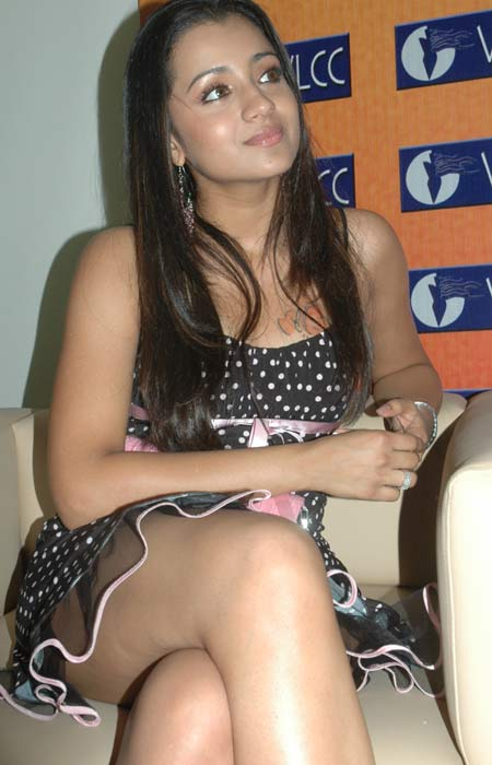 gutteruncensored   trisha thighs and navel and armpits and boobs