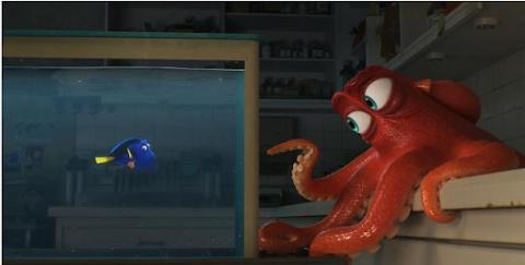 """Un nuevo teaser de """"Finding Dory"""" la nueva película de Disney 2016"""