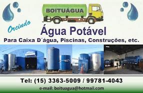BOITUÁGUA Água Potável