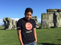 Pengalaman Ke Stonehenge
