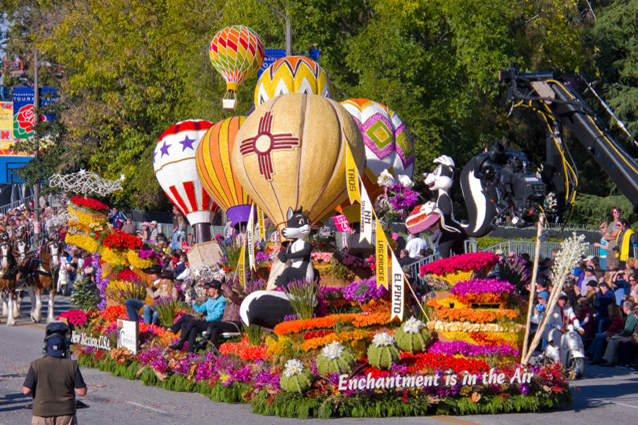 Rose Parade Provides Health Tips For New Year