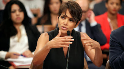Halle Berry in Court Against Paparazzi