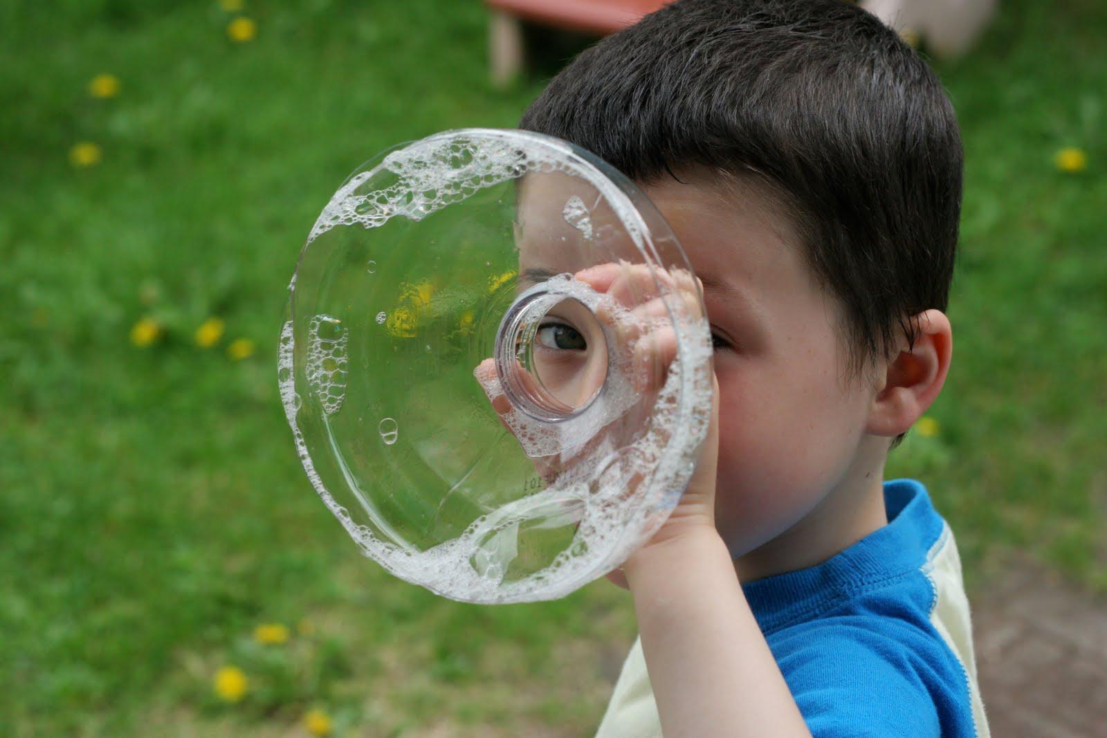Как сделать шоу мыльных пузырей в домашних условиях 73