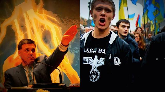 Phát xít mới ở Ukraina