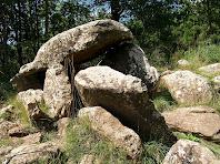 El dolmen de Puig Rodó