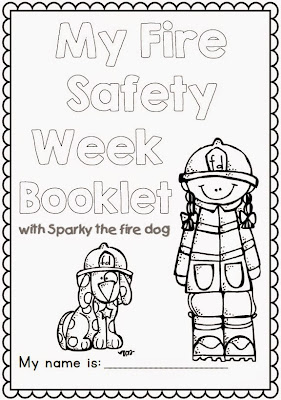Free Fire Safety Worksheets