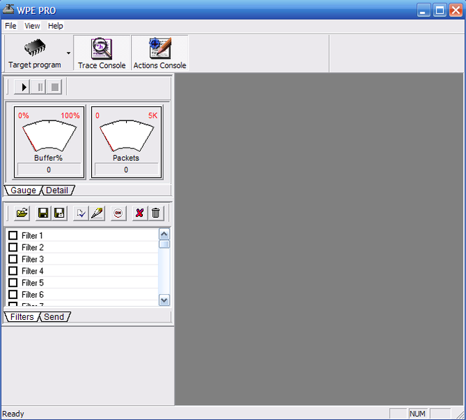 Winsock Packet Editor (WPE) Pro for windows