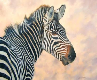 pinturas-de-cebras-cuadros-al-oleo