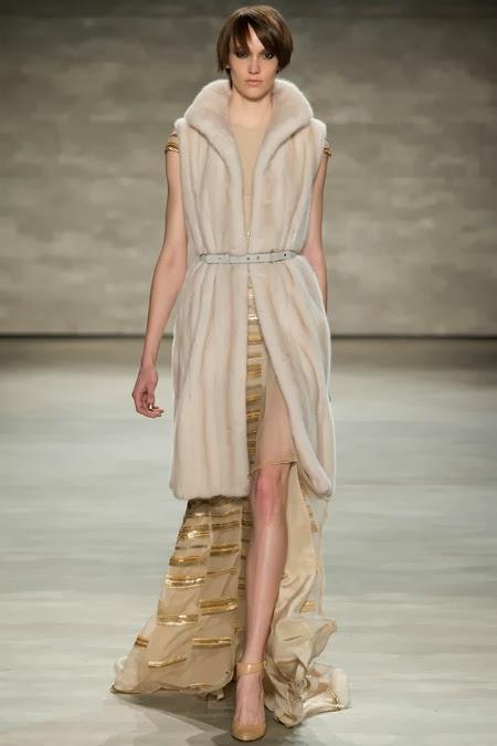 Mercedes benz new york moda haftasında görücüye çıkardı