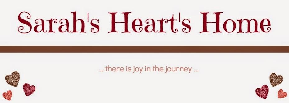 Sarah's Heart's Home