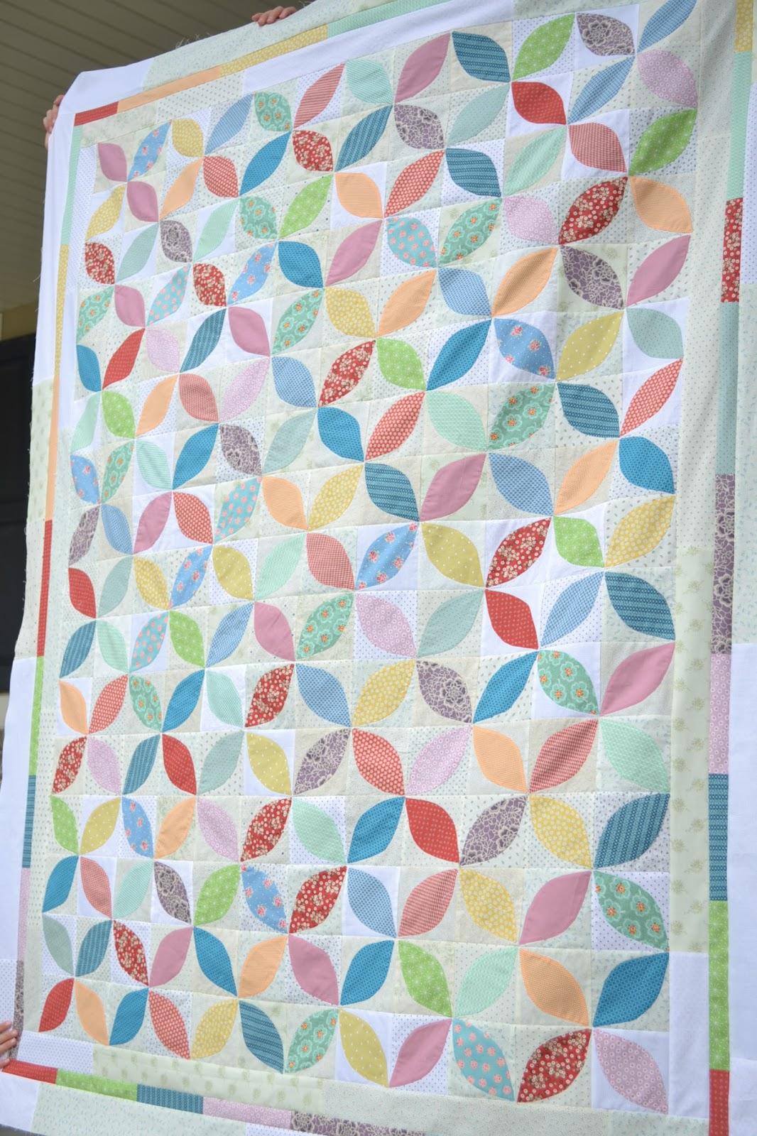 Tea Rose Home: Orange Peel Quilt : orange peel quilt - Adamdwight.com