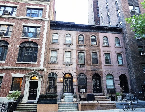 Daytonian in manhattan the charles isham house no 122 for 38 west 38th street 3rd floor