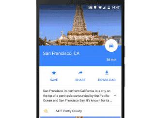 navigatore google maps senza connessione